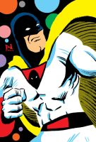 Space Ghost by IanJMiller