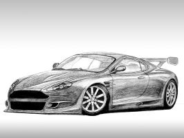 DBR9 by sketchtricks