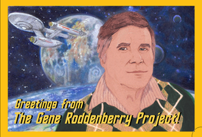 The Gene Roddenberry Project by LEXLOTHOR