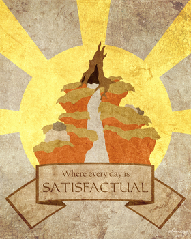 Every Day is Satisfactual by elenamary