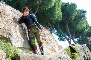 Hiccup Horrendous Haddock Cosplay - HTTYD2 by AlexanDrake89