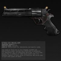Steed-04 Revolver by Lenskiy32