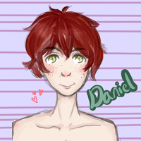 Daniel Thingy by AquaWouldBeSelf