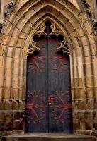 Doors by gilraenaarefu