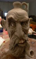 Salty Dog Jug- WIP by thebigduluth
