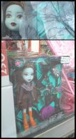 Monster High Fake Doll by Sunny-X-Ray