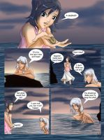 The Little Merman p I pg 9 by RedShootingStar