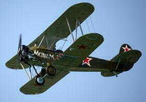 Polikarpov Po-2 Flyby 3 by shelbs2