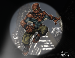 Spider-Man by WesTalbott