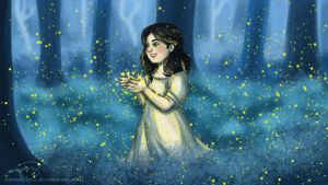 Fireflies by incredibru