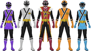 Support Origami Shinkenger by Taiko554