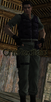 Chris CVX Model BONE FIX by a-m-b-e-r-w-o-l-f