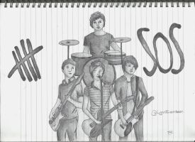 5 seconds of summer by Lynn5sos