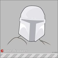Clone Trooper by isiris