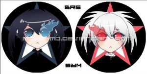 BRS WRS Buttons by mossi-mo