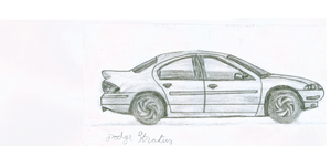 Dodge Stratus by azerlord