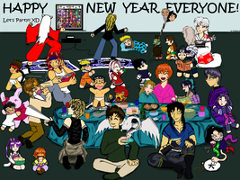 Happy New Years by ShyMagical