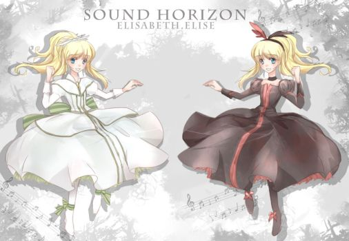 SoundHorizon_elisabeth elise by noDuckiEallow
