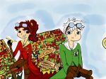 Quidditch time by liliia007