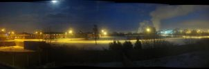 snowy Panorama 2 by cdlink