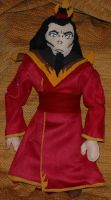 Ozai Plushie by Caranth