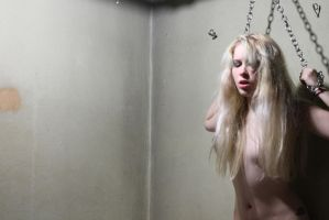 Chained 1 by KittenNightmare