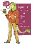 Tristan Reference by exdog