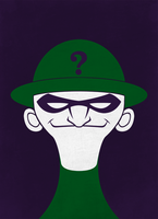 The Riddler by payno0