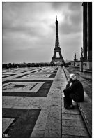 Dear, I'm in Paris by MarcoFiorentini