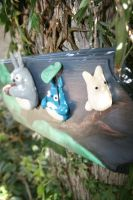 Totoro plaque view2 by souffle-etc