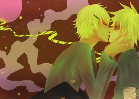 Butters and Tweek by vanoty