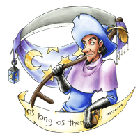 018 - Clopin Tatoo by DuskChant