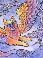 ACEO: Iridescent by Agaave
