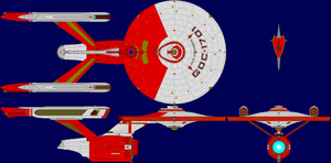 GSS Conqueror Refit Multi-View by captshade