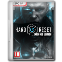 Hard Reset Extended Game Icon by Nighted