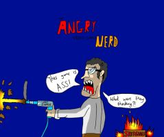 The Angry Video Game Nerd by Erazor91