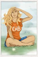 Annabeth Chase by breath-in