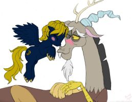 Nuzzles for Discord by TheLastUnicorn1985