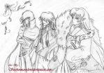 My top 3 favorite character by Sesshomaru-love