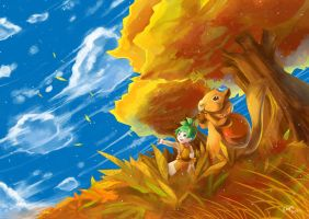 FALL by amy30535