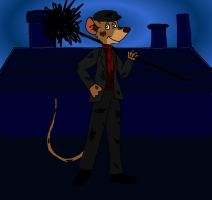 Basil Costume 6: Chimney Sweep by ALS123