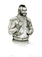 Mister T by gallygan