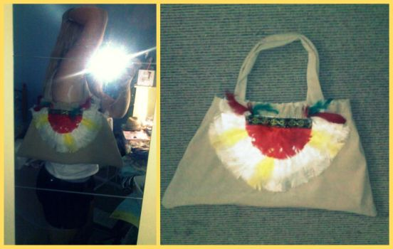 costume turned bag by amyyy-xD