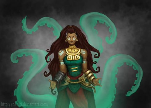 Illaoi by nahiti