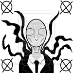 SlenderMan by AncientEchidna