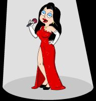Hayley the Lounge Singer by Homey104