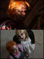 Bride of Chucky by Lari--Chan