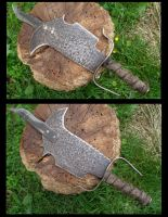 Orcish Weapon by Carancerth