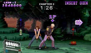 Resident Evil 6 CPS3 ZOOM X2 by juniorbunny