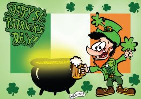 Happy St. Patrick's Day 2013 by Jamesf5